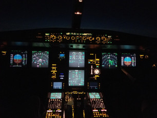 Inside the pilot's brain. (Why that's not a bad thing!)