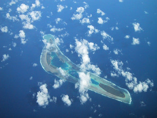 Tropical islands, airline pilots, and the writer's mind.