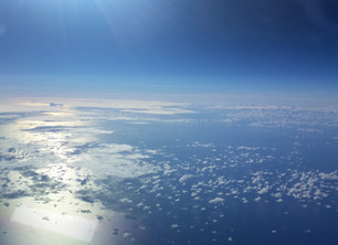 Crossing the vast blue ocean without getting lost