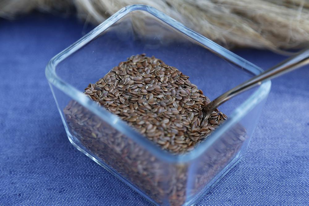 semi di lino stipsi stitichezza gravidanza naturopatia naturopata roma perugia