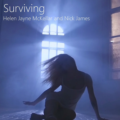 Surviving (duet with Nick James) (single track)
