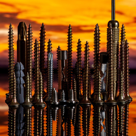 Macro Sunrise over Screw City
