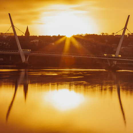 Derry / Londonderry sunrise