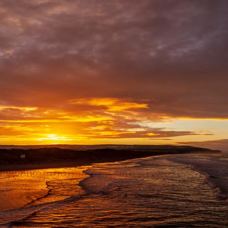 Portstewart sunset