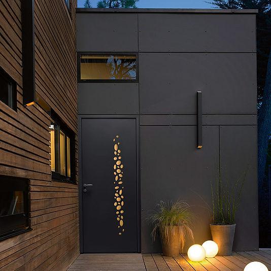 Porte d'entrée Pierret Systeme Bordeaux Avec Excellence Fenêtres