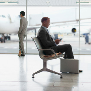 Airports, Exhibition centres & Conference Suites