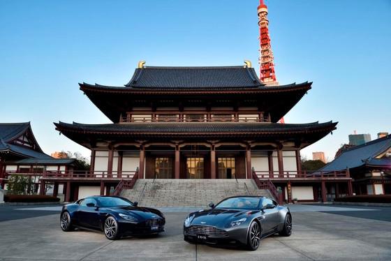 Aston Martin Japan Deal