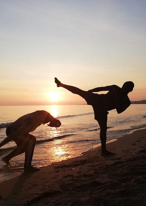 Capoeira Mestres Regis & Cobra
