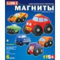 LORIБарельеф Машинки (комплект материалов для изготовления) (в коробке) (от 5 ле