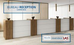 SGCG Bureau reception Las Mobili - R