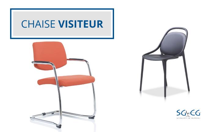 SGCG- Chaise de bureau - chaise visiteur