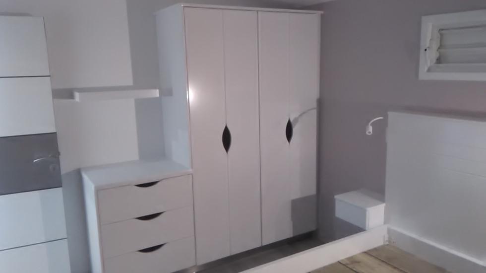 chambre 6 - NB designer- agencement intérieur en Guadeloupe
