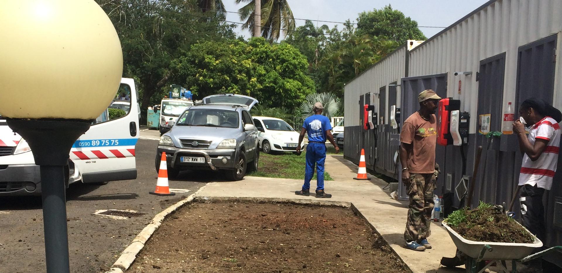 Aménagement professionnel ESO BTP - Travaux de construction et rénovation - Guadeloupe