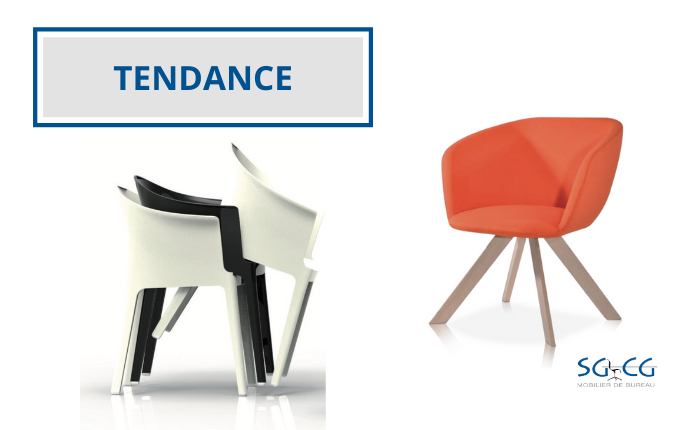 SGCG- Chaise de bureau - tendance