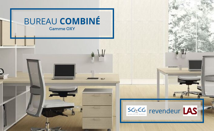 SGCG - Bureau Combiné Las Mobili