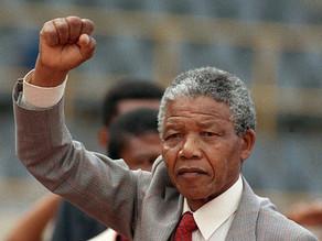 Nelson MANDELA s'en est allé, mais son inspiration vivra en moi pour toujours !