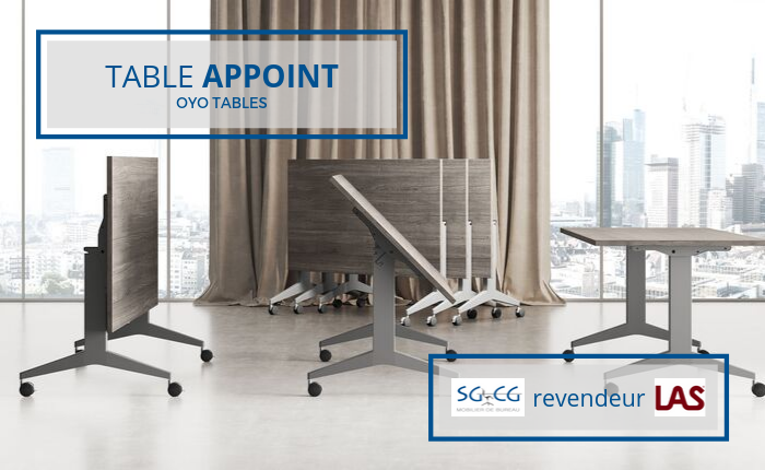 SGCG Table d'appoint Las Mobili - T