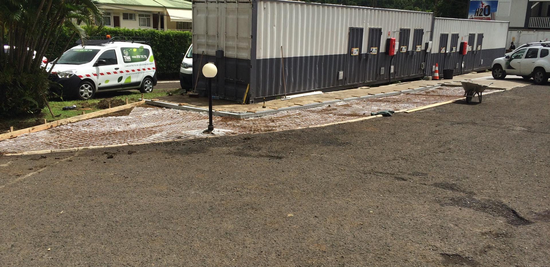 Aménagement professionnel  7 ESO BTP - Travaux de construction et rénovation - Guadeloupe