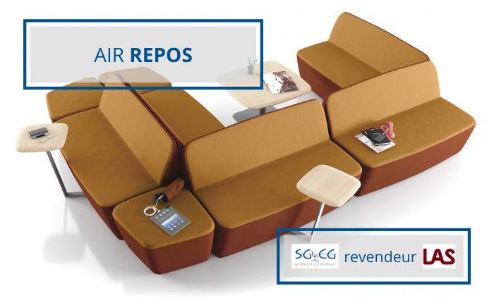SGCG - Mobilier de bureau - air de repos