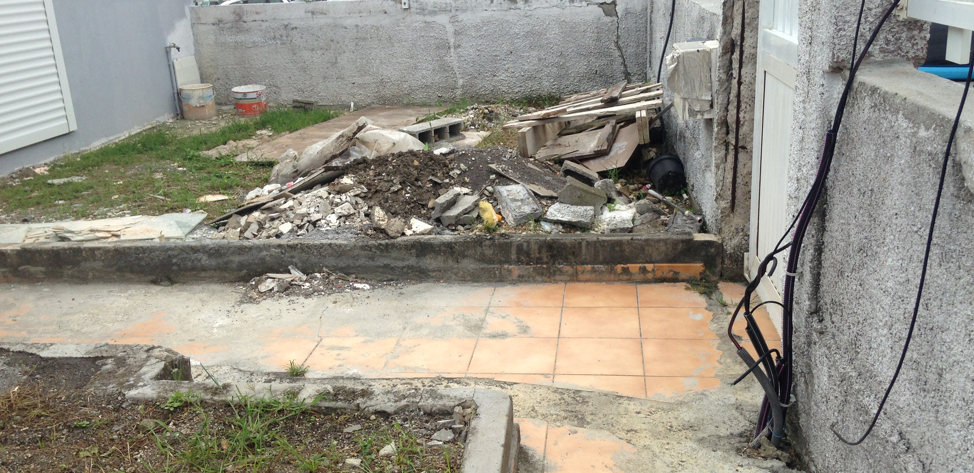 Aménagement professionnel  14 ESO BTP - Travaux de construction et rénovation - Guadeloupe