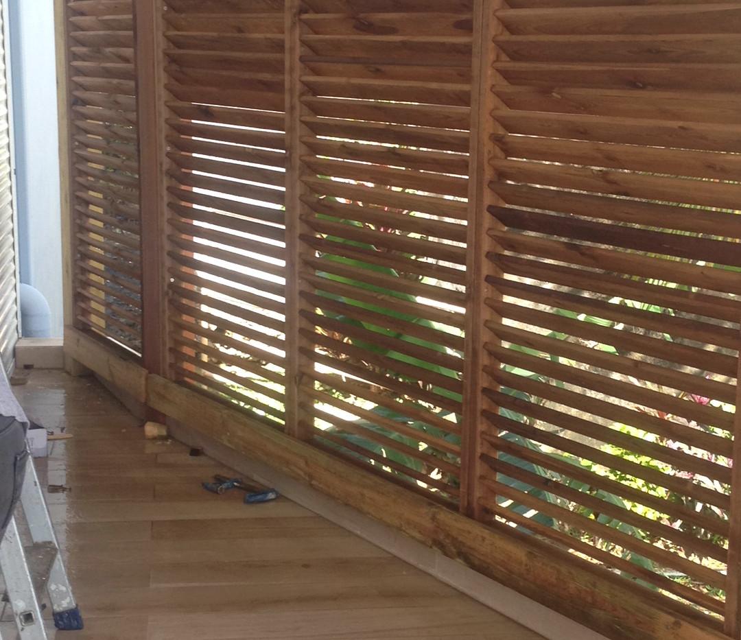 Travaux de menuiserie 5 ESO BTP - Travaux de construction et rénovation - Guadeloupe