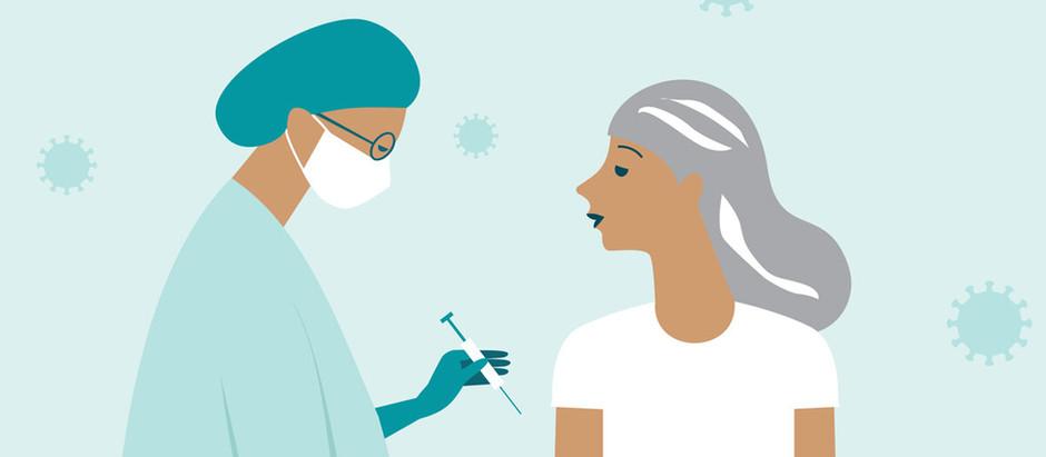 Nouveau centre de vaccination COVID à la clinique