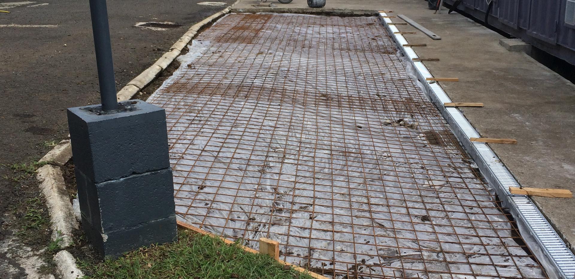 Aménagement professionnel 3 ESO BTP - Travaux de construction et rénovation - Guadeloupe