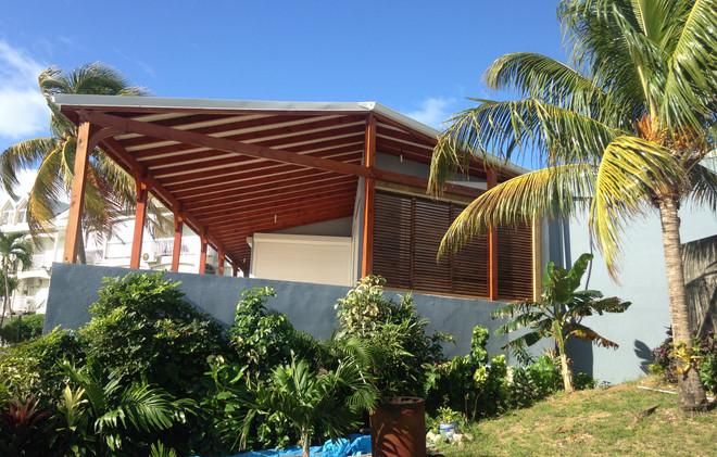 Travaux de menuiserie ESO BTP - Travaux de construction et rénovation - Guadeloupe