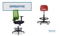 SGCG- Chaise de bureau - operative