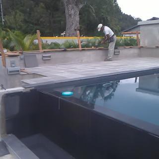 NB Designer - Pose - Fabriquant piscine
