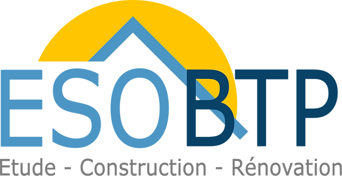 Logo EsoBtp - Constuction Rénovation - Travaux Guadeloupe