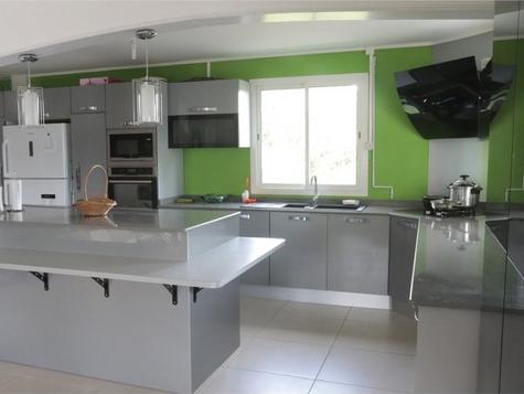 Cuisine Moderne - Cuisines sur mesure - Cuisiniste Jarry Guadeloupe