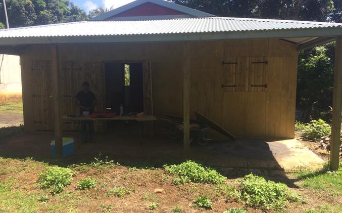 Aménagement professionnel  29 ESO BTP - Travaux de construction et rénovation - Guadeloupe