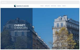 création de site internet pour professionnels indépendants