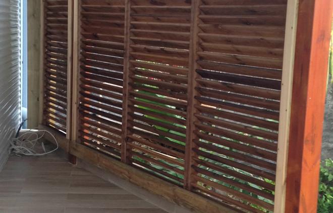 Travaux de menuiserie 4 ESO BTP - Travaux de construction et rénovation - Guadeloupe