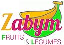 Logo Zabym livraison paniers Fruits Légumes Guadeloupe