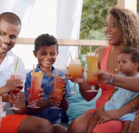 Le bonheur est à moins d'une heure dans les îles de Guadeloupe !