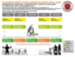 Budokan - Planning Bodygym et Musculation