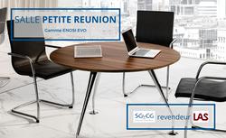 SGCG - Mobilier de bureau - salle petite