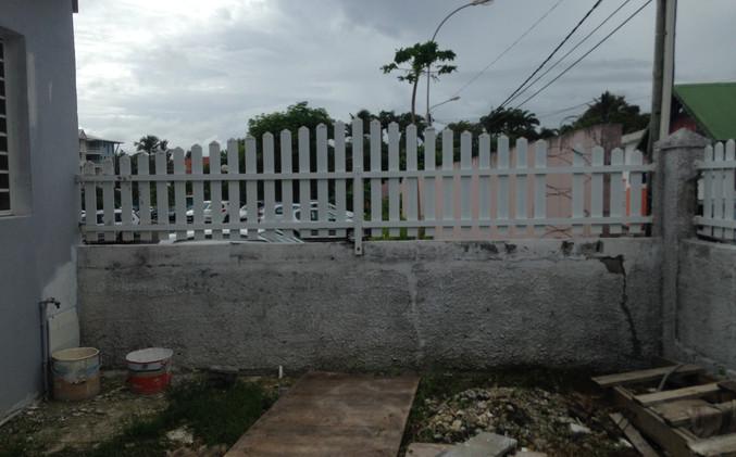 Aménagement professionnel  13 ESO BTP - Travaux de construction et rénovation - Guadeloupe