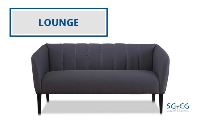 SGCG- Chaise de bureau - Lounge