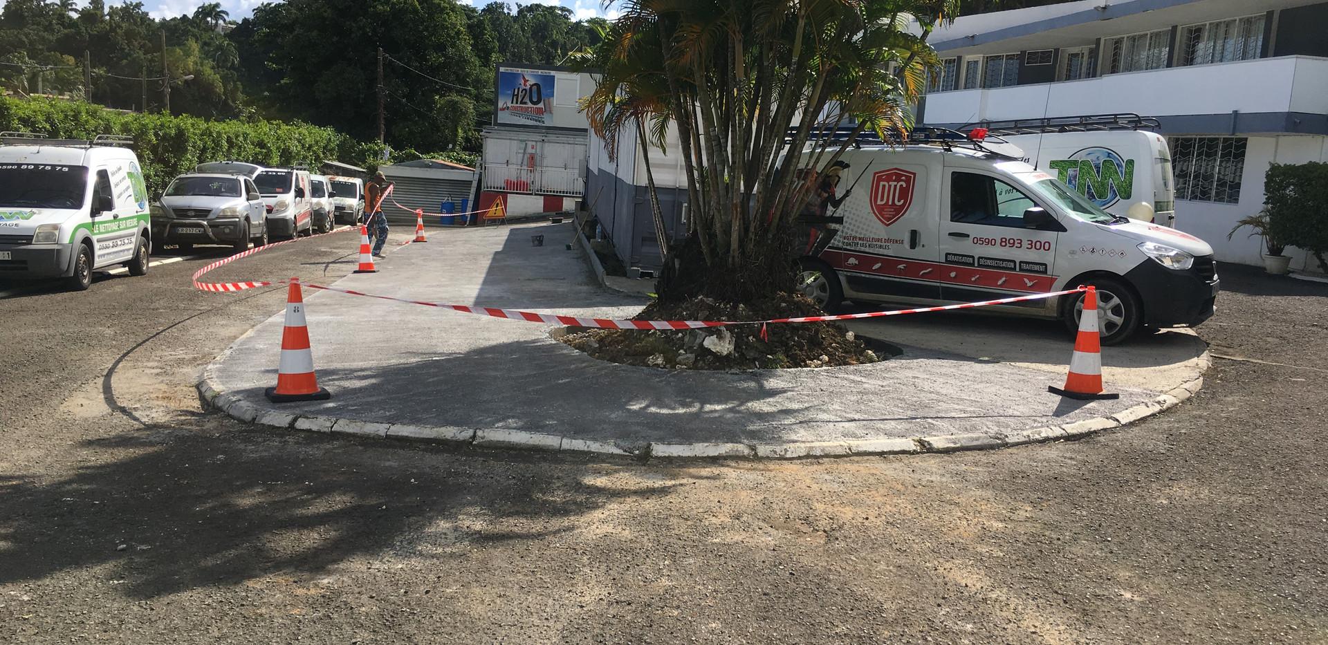Aménagement professionnel  11 ESO BTP - Travaux de construction et rénovation - Guadeloupe