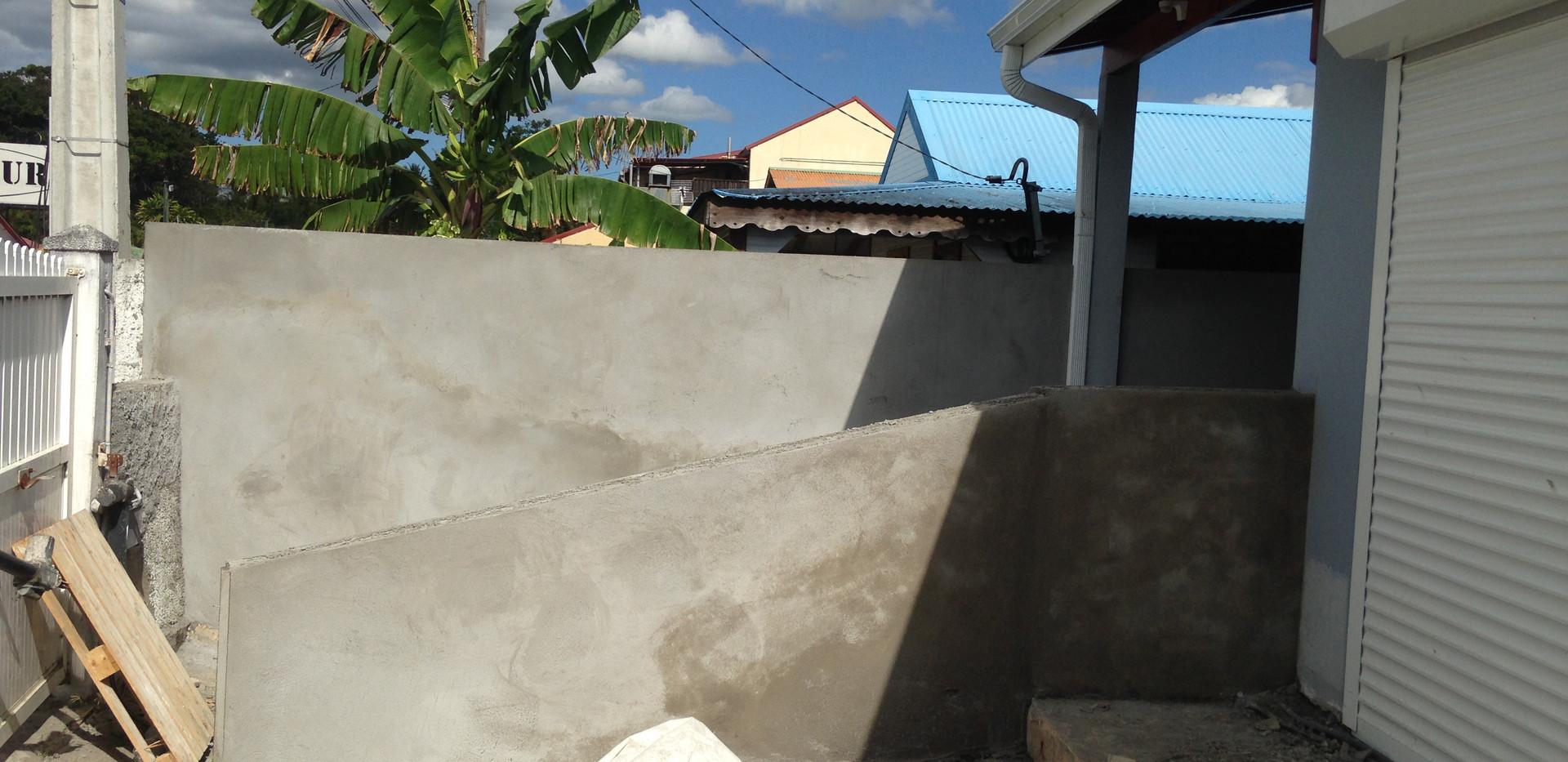 Aménagement professionnel  17 ESO BTP - Travaux de construction et rénovation - Guadeloupe