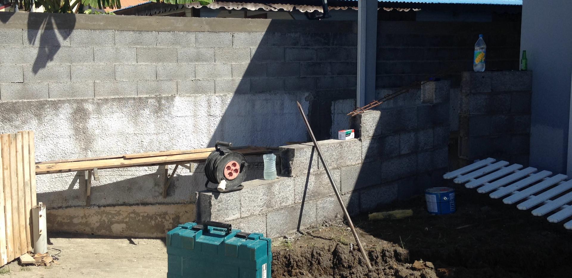 Aménagement professionnel  15 ESO BTP - Travaux de construction et rénovation - Guadeloupe