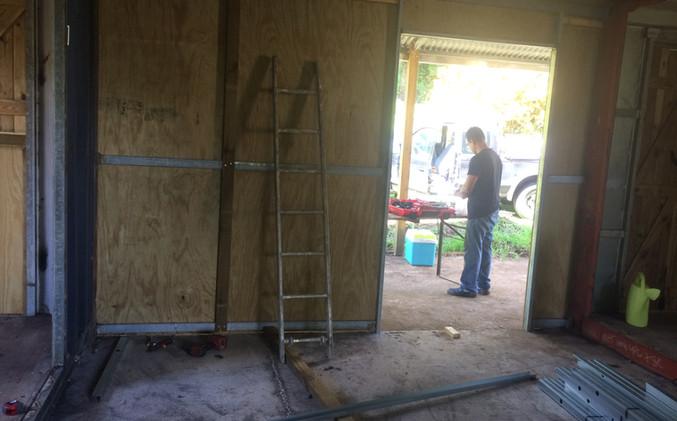 Aménagement professionnel  28 ESO BTP - Travaux de construction et rénovation - Guadeloupe