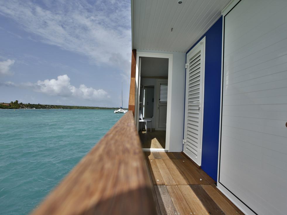 Bungalow sur l'eau Martinique / Guadeloupe