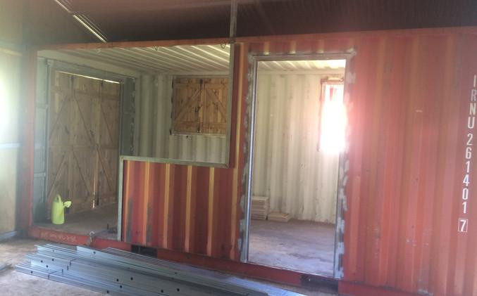 Aménagement professionnel  27 ESO BTP - Travaux de construction et rénovation - Guadeloupe