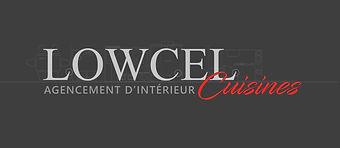 Logo Lowcel Cuisines - fabriquant cuisin