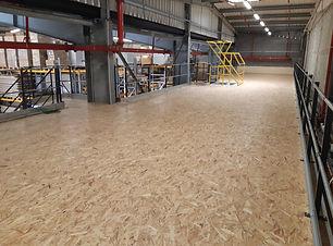 stockage_equipements-Aménagement-Optimisation surfaces vente-Rack à palette-Rayonnage industriel-Gondoles-vestiaires-mezzanines