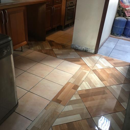Mosaique en Carrelage EsoBTP - Constuction Rénovation - Travaux Guadeloupe
